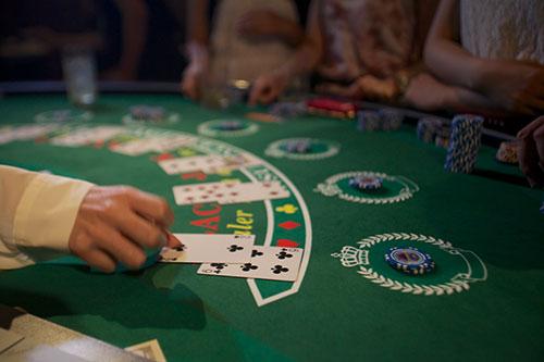 Casinoエントリー